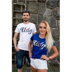 Tričko dámské barevné logo