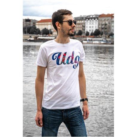Tričko pánské barevné logo